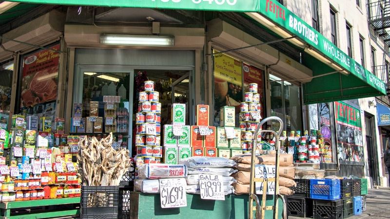 The Jewish History of an Italian Grocery Store – Teitel Brothers