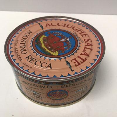Recca Anchovies 1000grams Salt Pack