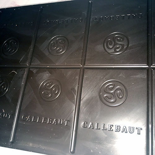 Callebaut Chocolate (Dark)