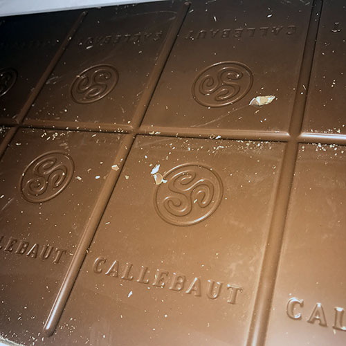 Callebaut Chocolate (Milk)