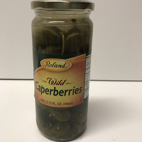 Caper Berries 15.75 Oz Jar