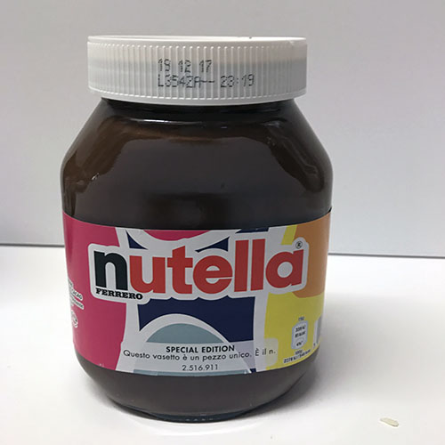 Imported Nutella (825gr) From Italy