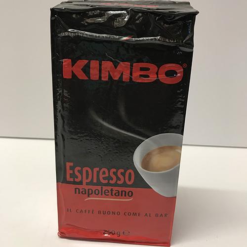 Kimbo Napolitano Black 8.8 Oz Brick