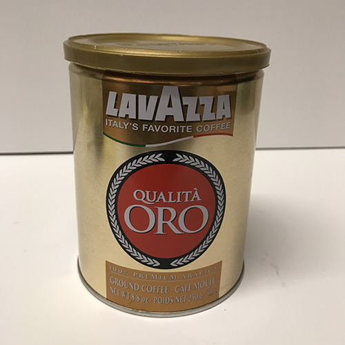 Lavazza Coffee 8.5oz Can