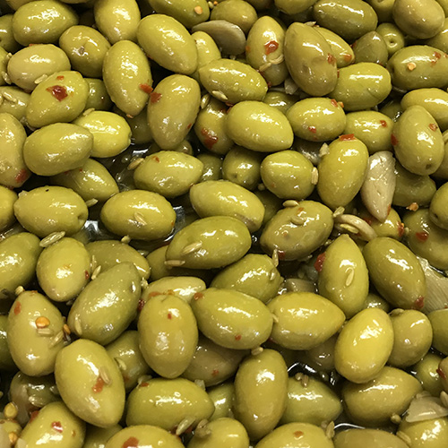 Calabrese Olives