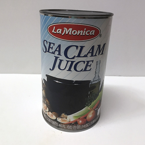 Clam Juice Can