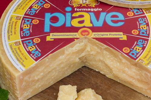 Piave Cheese