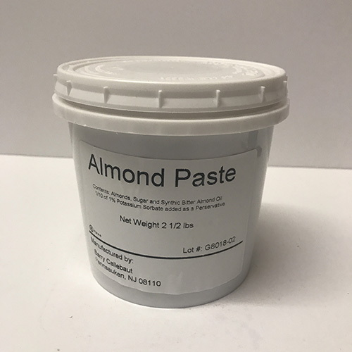 Almond Paste 2.5