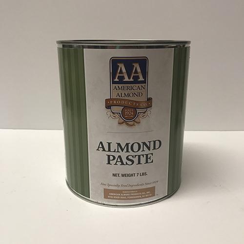 Almond Paste 7lb. Tin