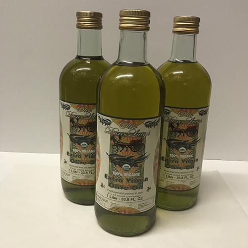 Don Luigi Organic Olive Oil Liter