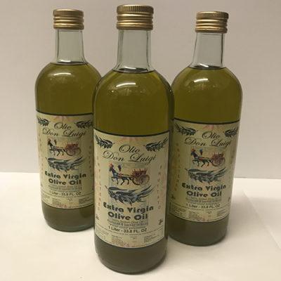 Don Luigi Unfltered Olive Oil Liter