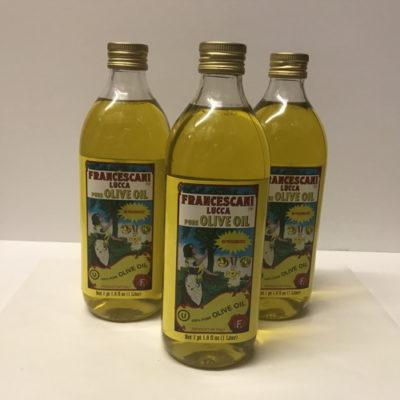 Francescani Pure Olive Oil Liter