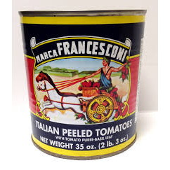 Francesconi Tomatoes 28oz Can