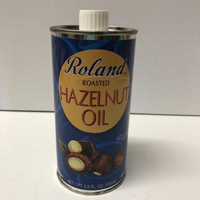 Hazel Nut Oil 16 7/8 Oz.
