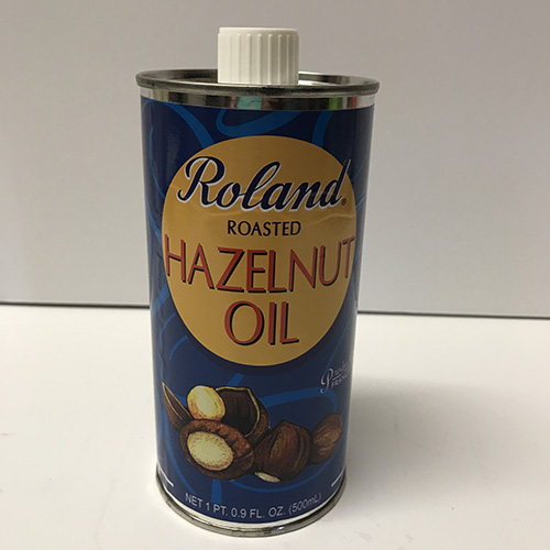 Hazel Nut Oil 16 7/8 Oz.