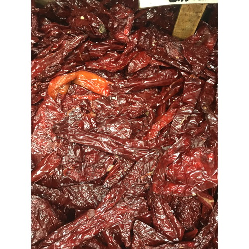 Imported Sun Dried Peppers