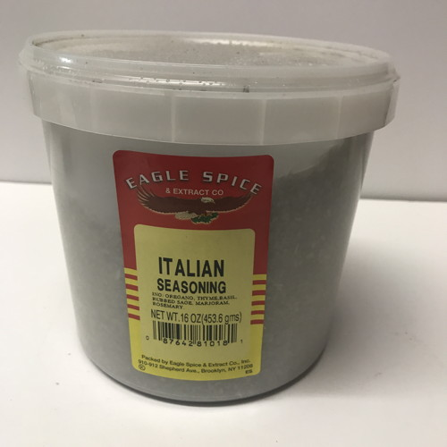 Italian Seasoning 16oz