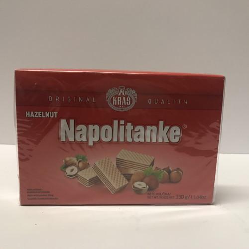 Napolitanke Cookies (Hazelnut)