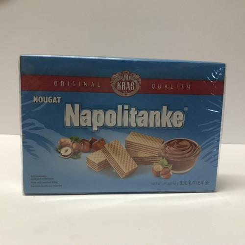 Napolitanke Cookies (Nougat)