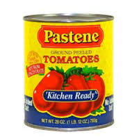 Pastene Crushed Tomatoes 28oz