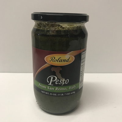 Pesto Sauce 23 Oz Jar