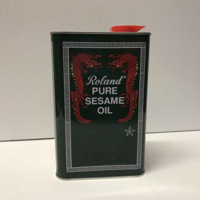 Pure Sesame Oil 56 Fl Oz