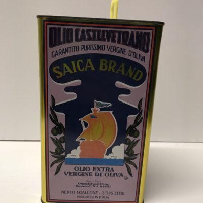 Saica Olive Oil Gallon