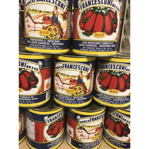 San Marzano DOP Tomatoes 12/28oz Case