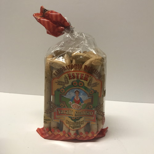 Taralli's With Fennel 17oz.bag