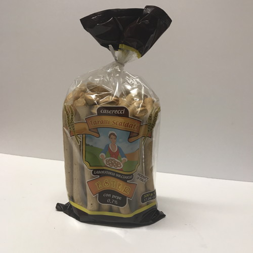 Taralli's With Pepper 17oz.bag