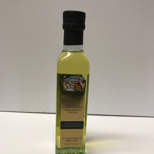 Truffle Oil  (white) 8 Fl. Oz.