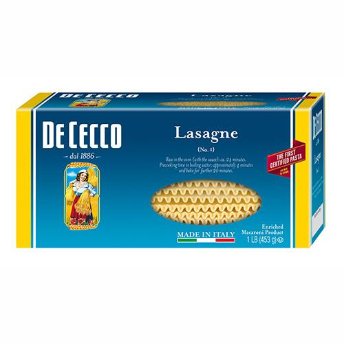 Dececco Lasagna #1