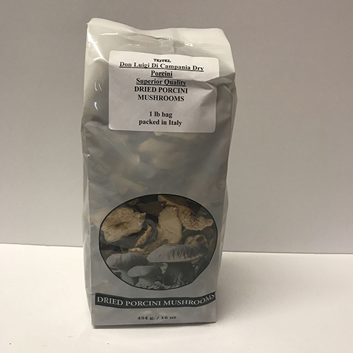 Porchini Dry Mushrooms 1lb