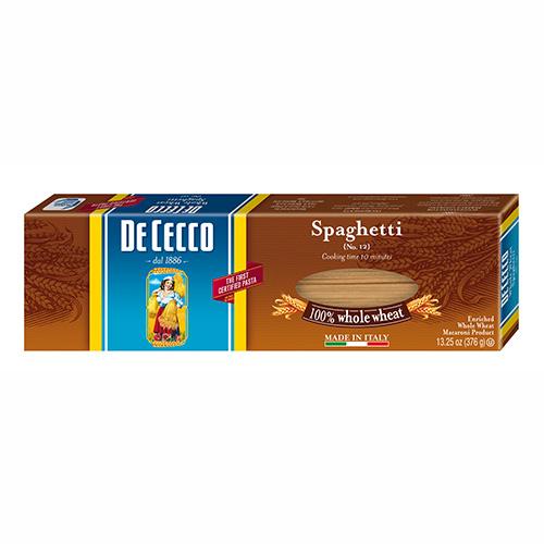 W.W Dececco Spaghetti #12
