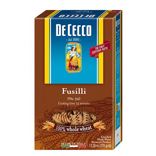 W.W. Dececco Fusilli #34