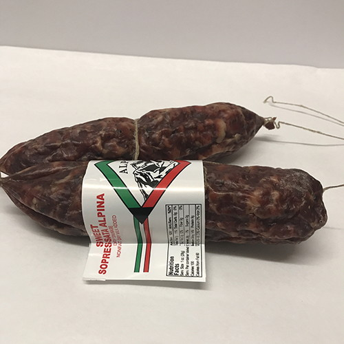 Alps Sopressata Sweet