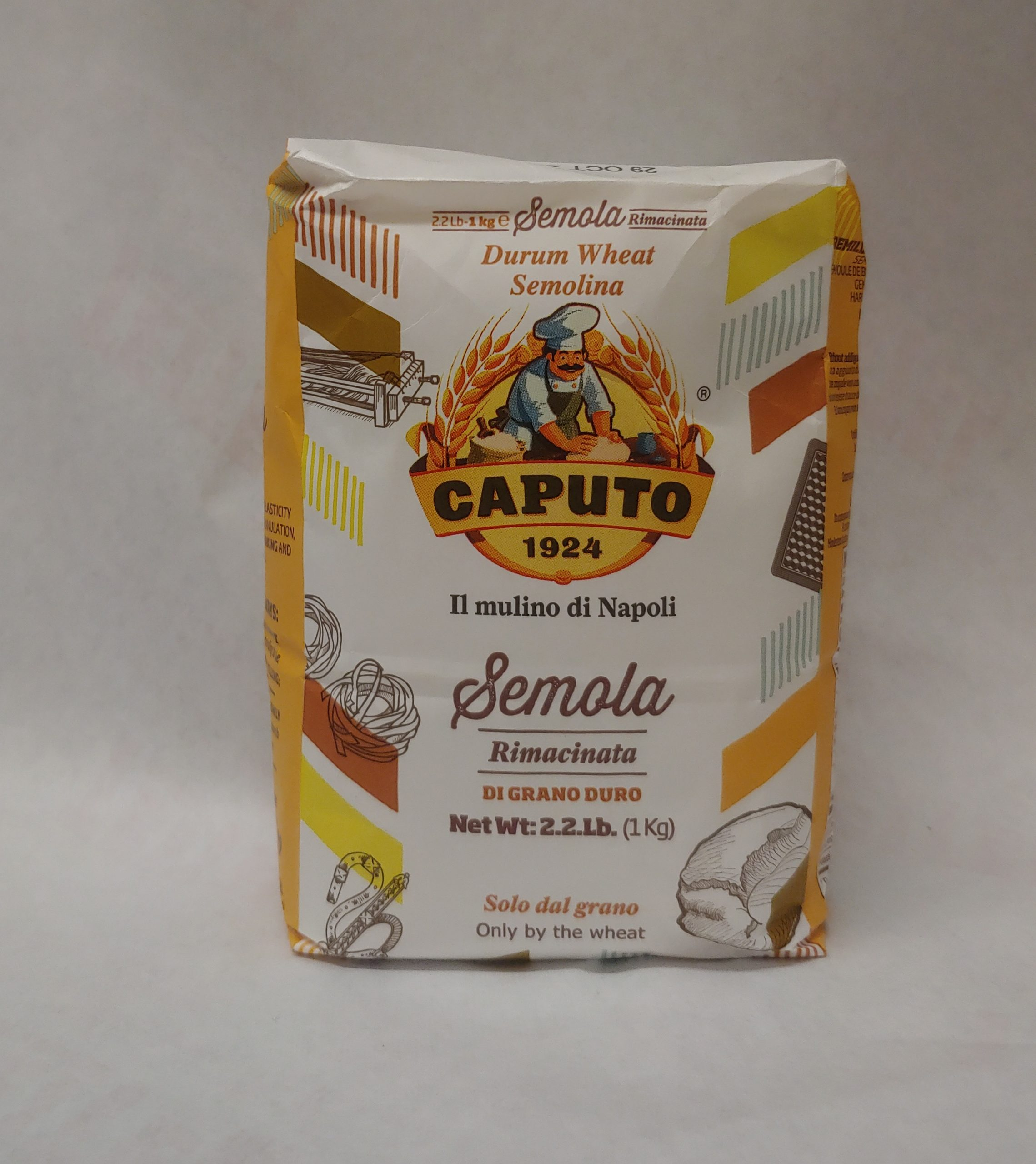 00 Semola Flour