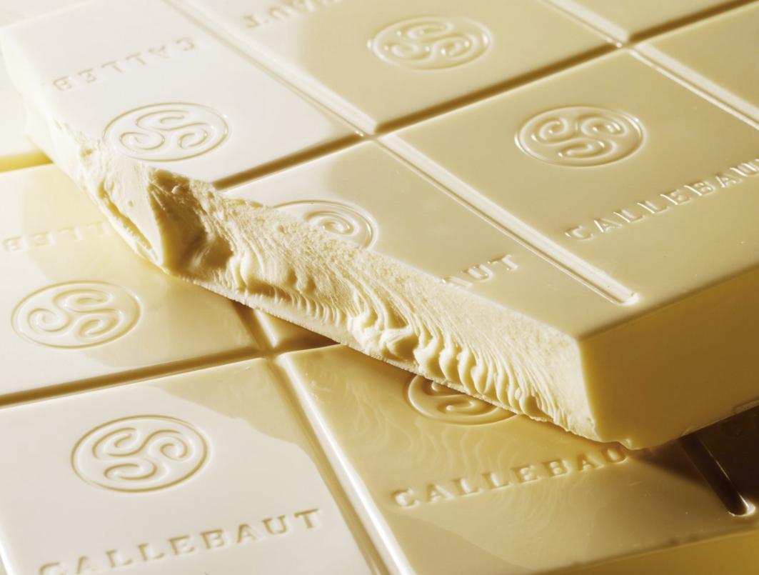 Callebaut Chocolate (White)