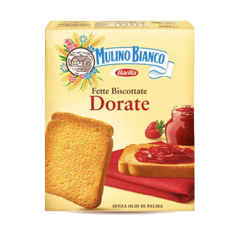 Mulino Fette Biscottate Cookie